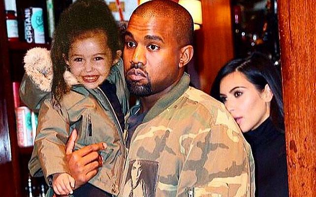 Miley Cyrus, Kanye West, Kim Kardashian,