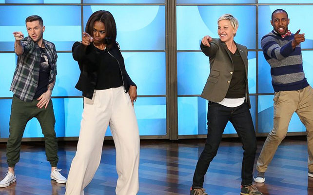 Michelle Obama para articulo
