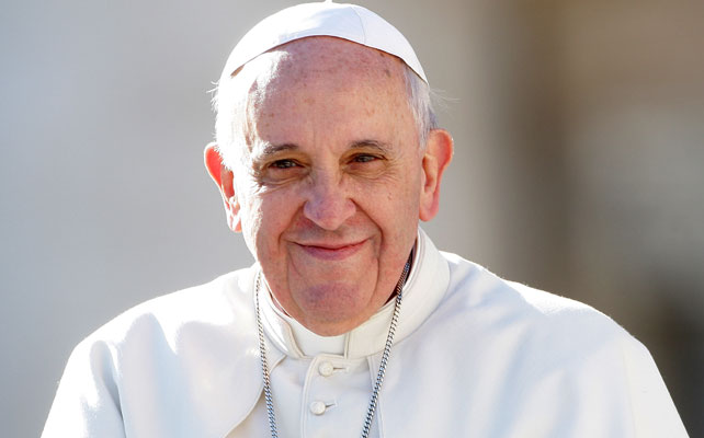 Papa Francisco para articulo