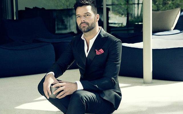 Ricky Martin para articulo de album