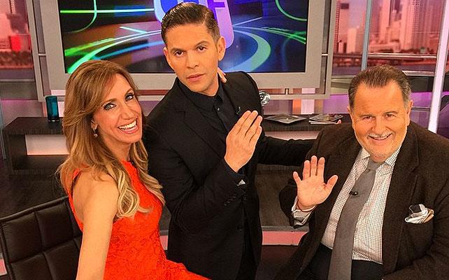 Rodner Figueroa, Lili Estefan, Raúl de Molina,