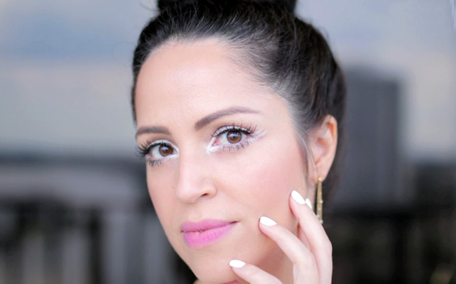 Maquillaje, tutorial, sandra cires