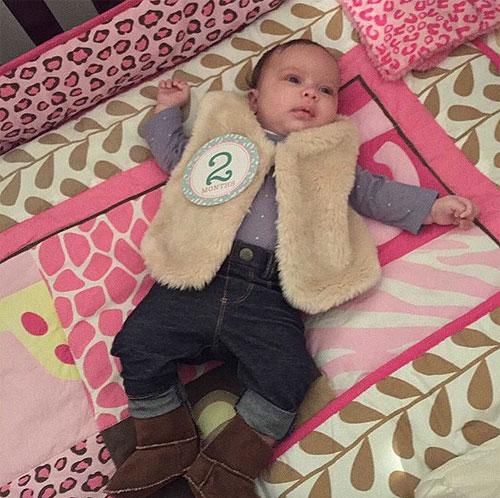 Bebés con estilo, Penélope Minaya Peña