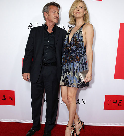 Sean Penn, Charlize Theron, Míralos