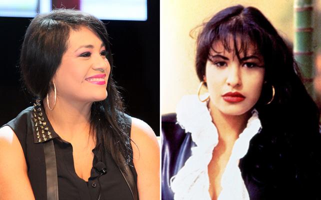 Suzette Quintanilla y Selena Quintanilla Pérez