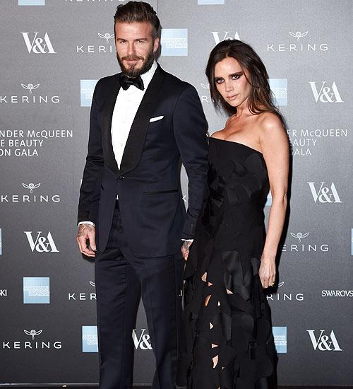 David Beckham, Victoria Beckham, Míralos