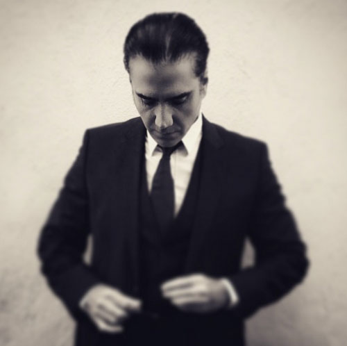 ALEJANDRO FERNÁNDEZ, Instagram, cumpleaños 44
