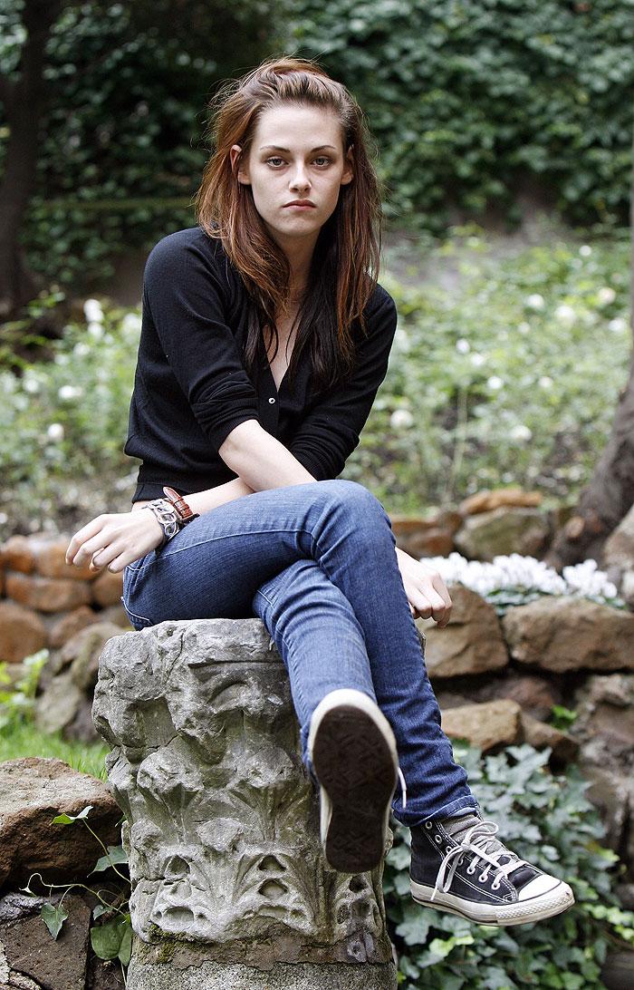 Kristen Stewart, tbt, fotos del recuerdo, cumpleaños