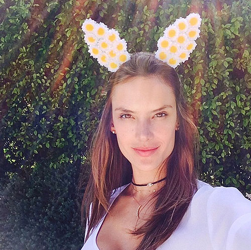 Alessandra Ambrosio, Instagram