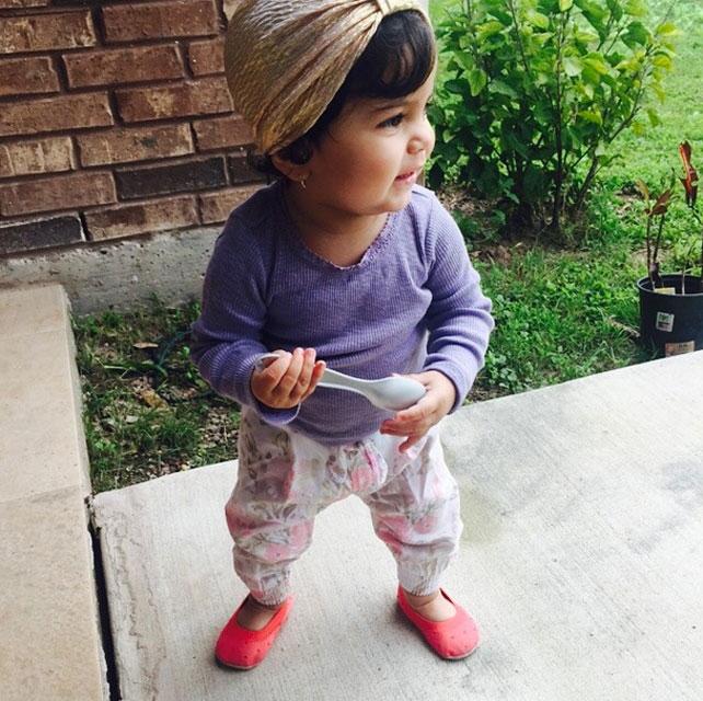 Aydalie Penélope González, Bebés con estilo