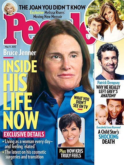 Bruce Jenner portada de People