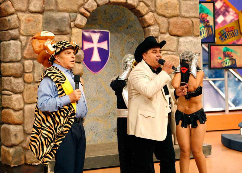 Don Francisco y El Chacal, Don Francisco 50 años