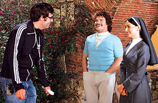 Jared Hess, Jack Black, Ana de la Reguera