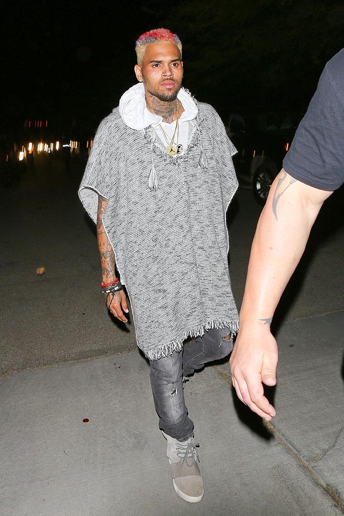 Chris Brown, Míralos