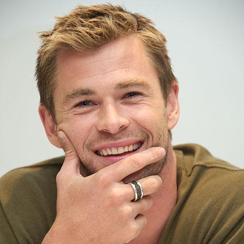 Avengers, galanes, sexy, Chris Hemsworth