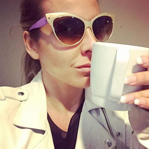 Instagram, Kate del Castillo