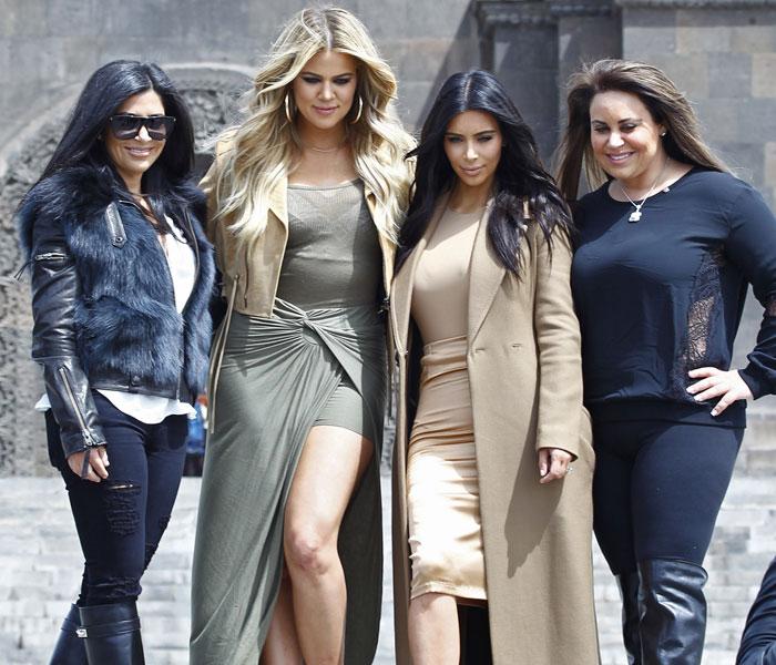 Kim Kardashian para artículo