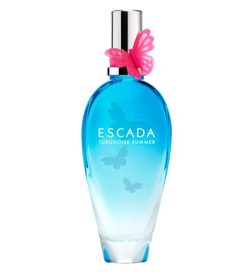 Aromas de primavera, Turquoise Summer, Escada