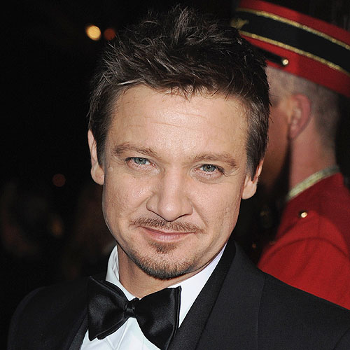 Avengers, galanes, sexy, Jeremy Renner