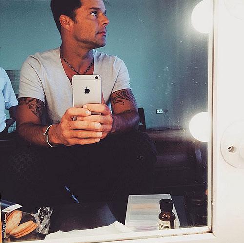 Instagram/Ricky Martin