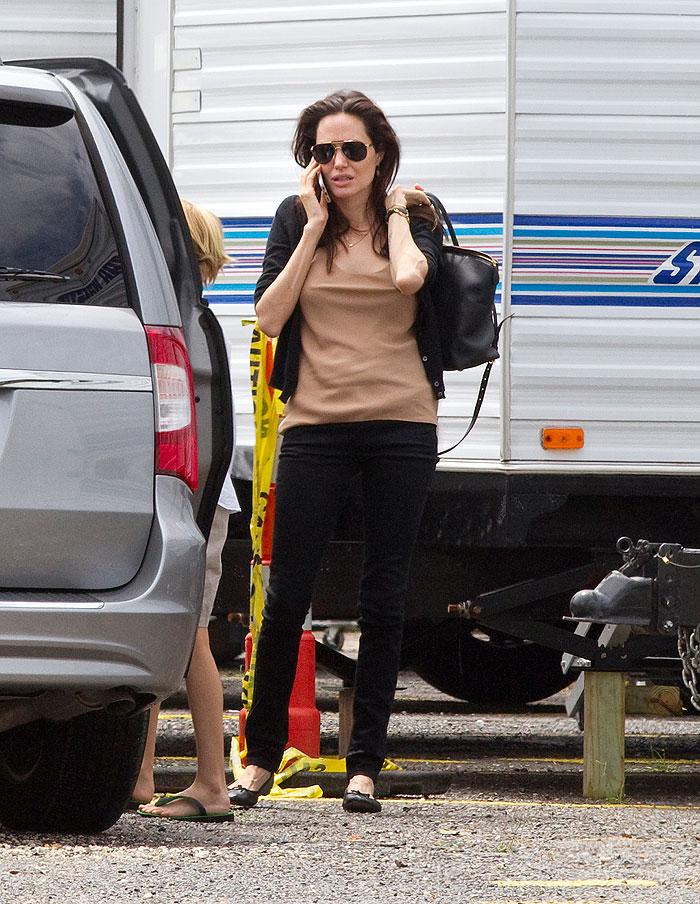 Angelina Jolie, Shiloh, Míralos