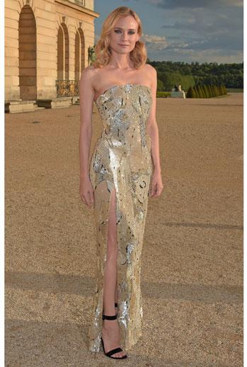 El look del día, Diane Kruger