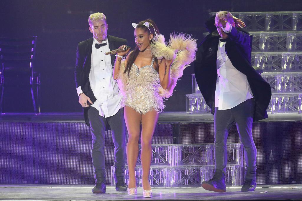 Miralos, Ariana Grande