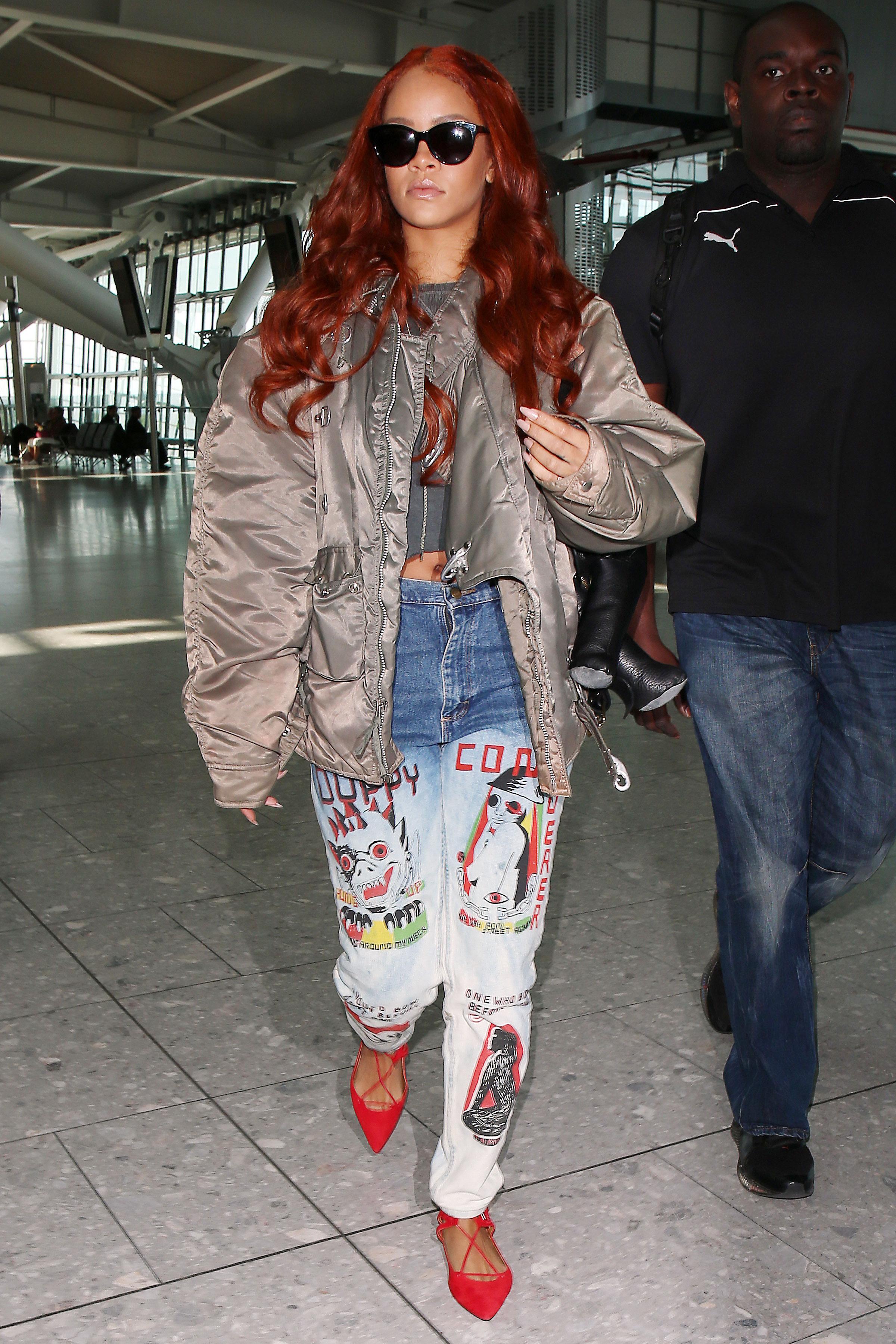 Miralos, Rihanna