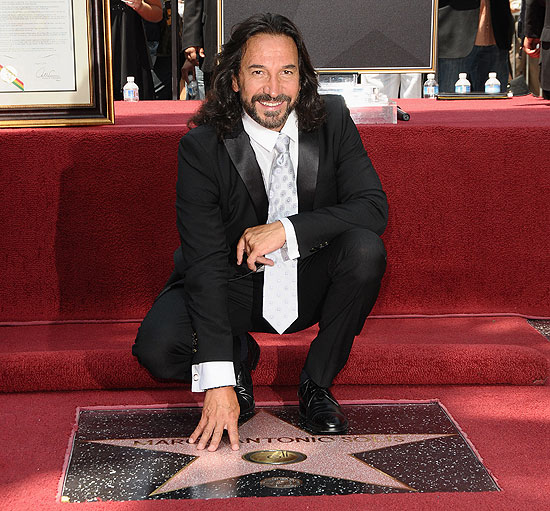 Marco Antonio Solís, Estrella Hollywood