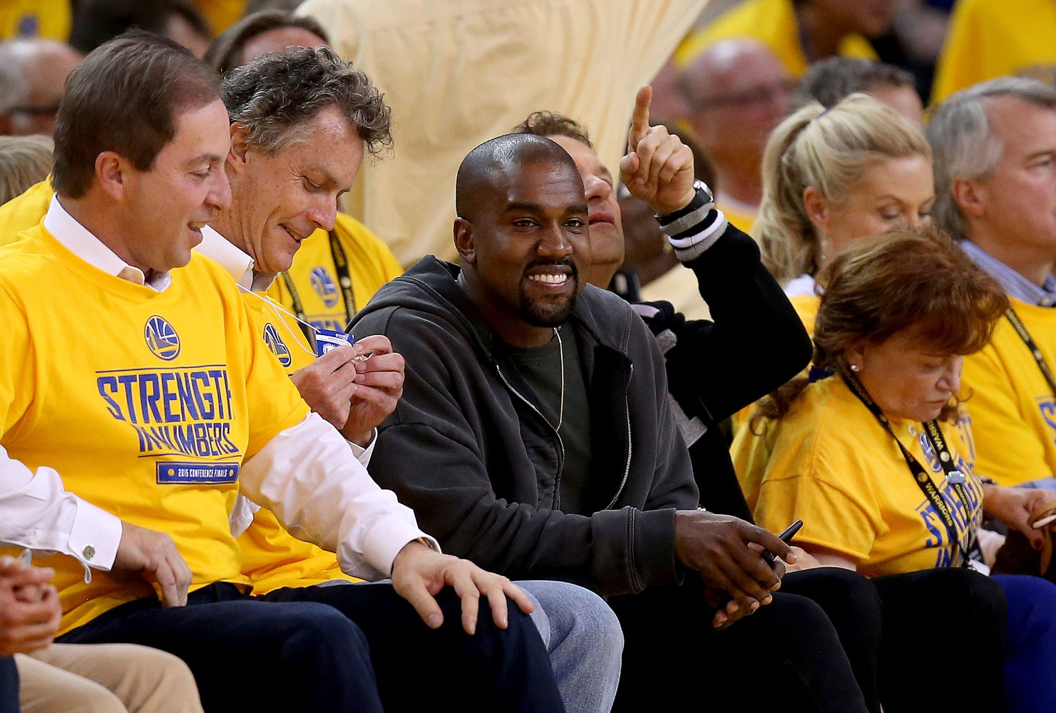 Miralos, Kanye West