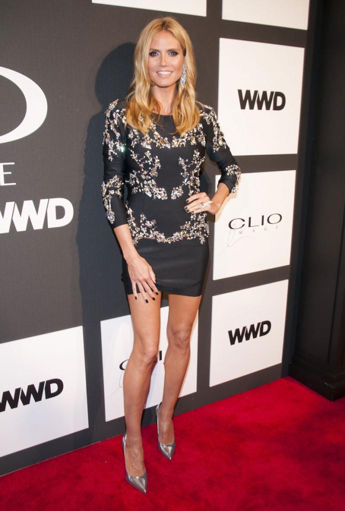 El look del día, Heidi Klum