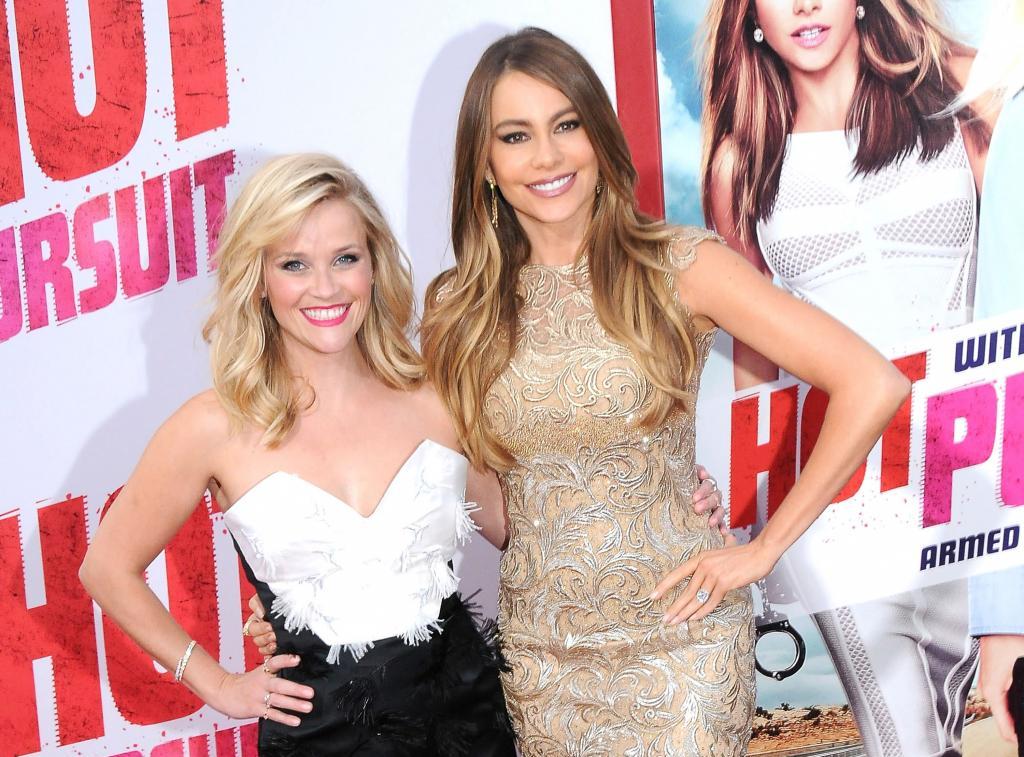 Reese Witherspoon y Sofia Vergara