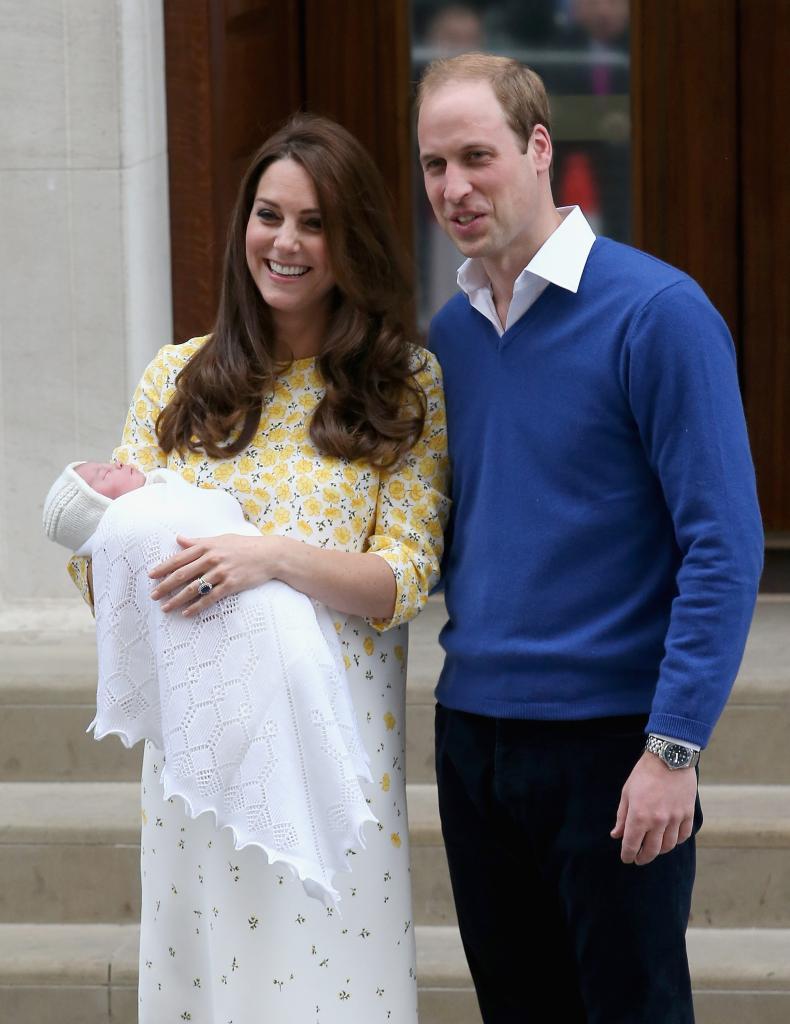 Los Duques de Cambridge para articulo