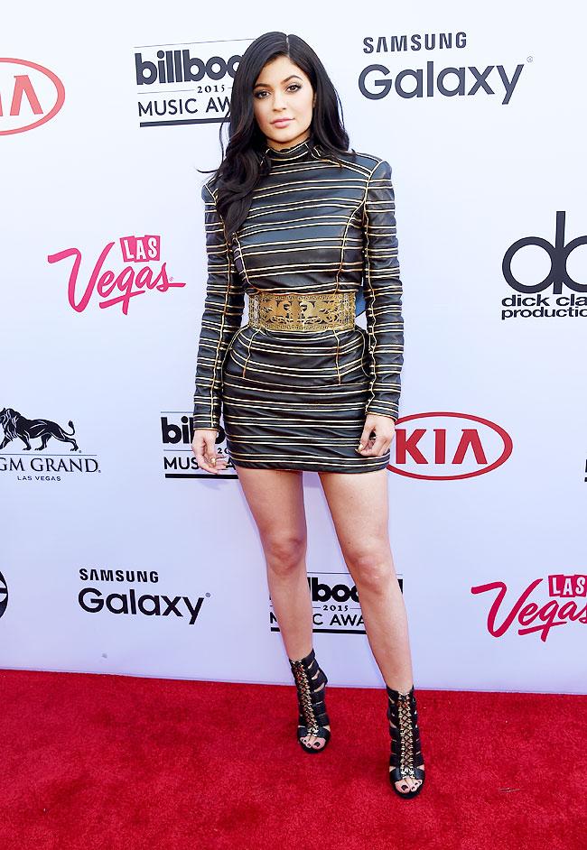 Kylie Jenner, Billboard 2015