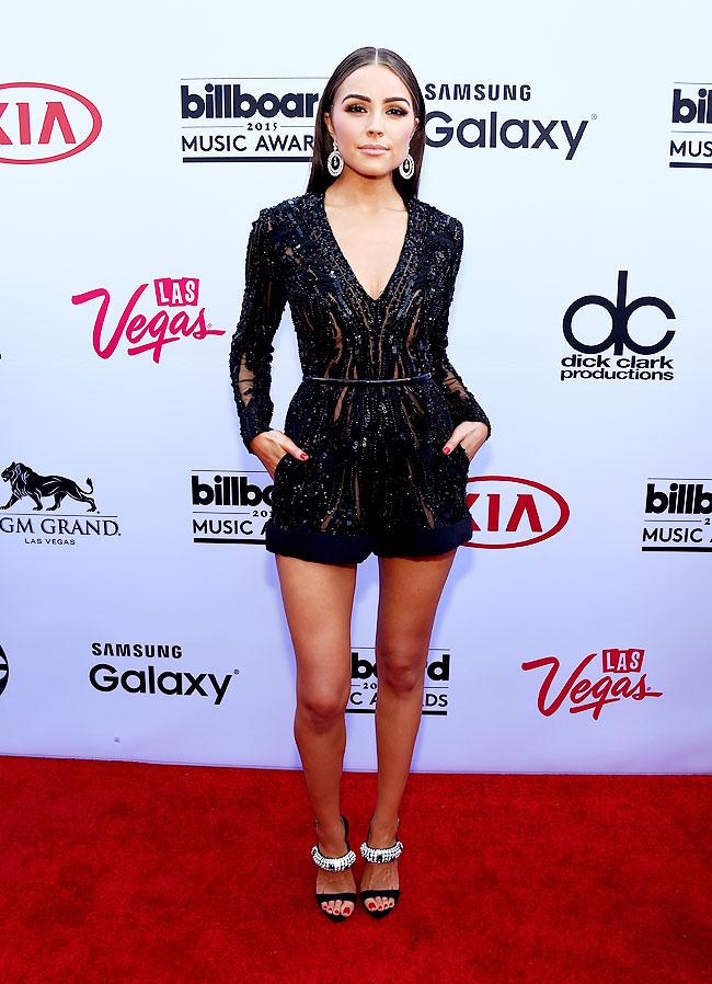 Olivia Culpo, Billboard 2015