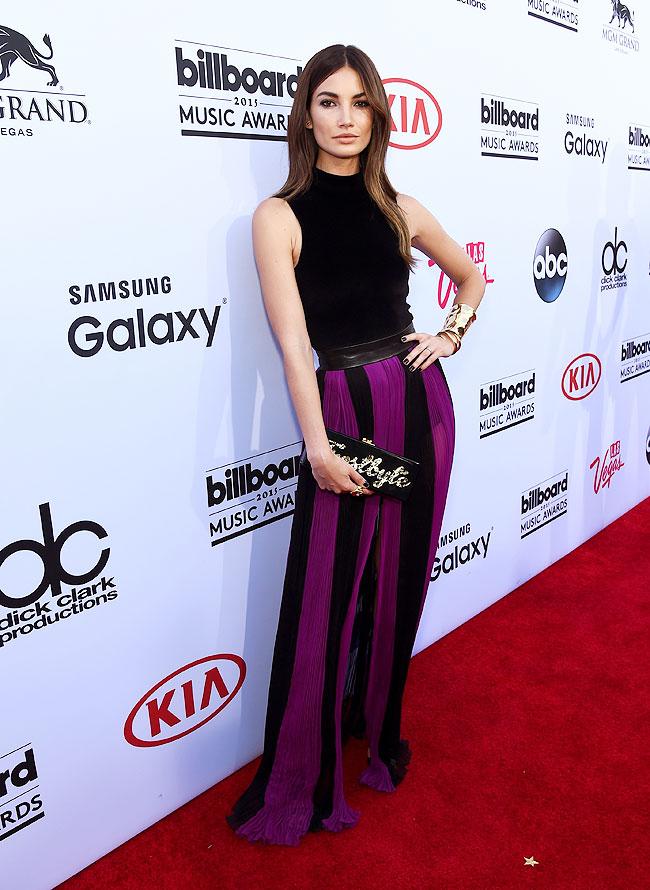 Lily Aldridge, Billboard 2015