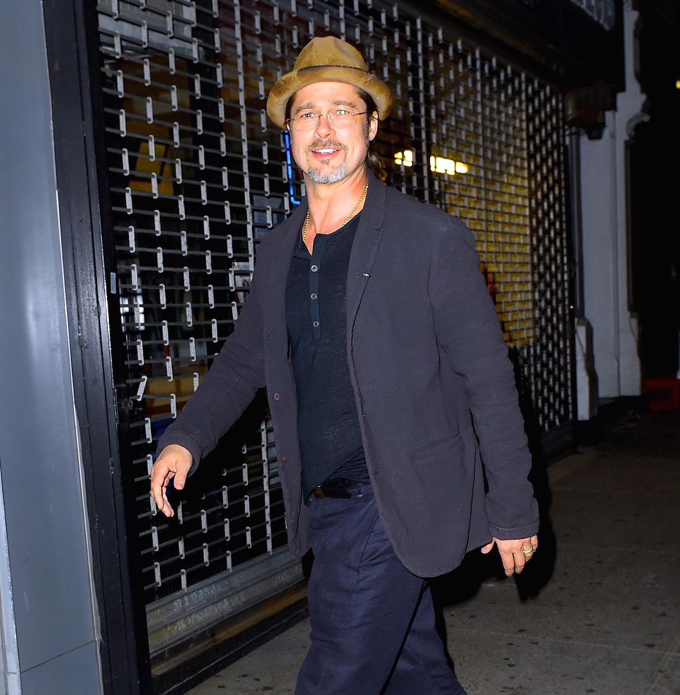 Miralos, Brad Pitt