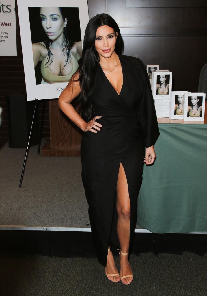 El look del día, Kim Kardashian