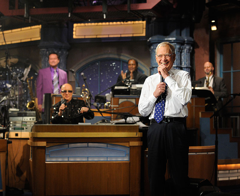 David Letterman, Míralos