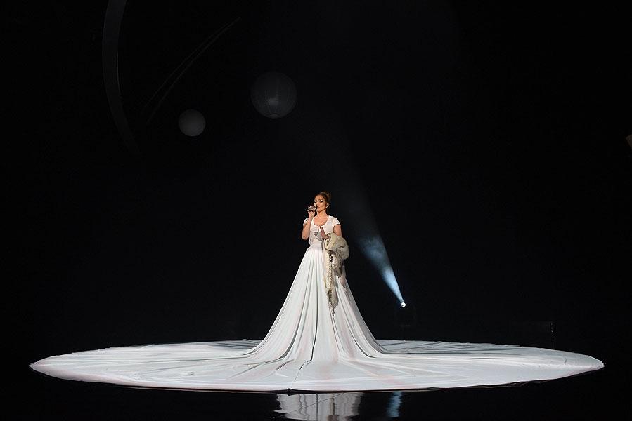 Jennifer López, looks de American Idol