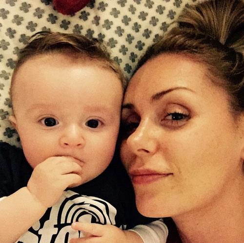 Día de la madre, Heidi Balvanera