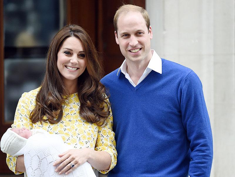 Kate Middleton, Príncipe William,