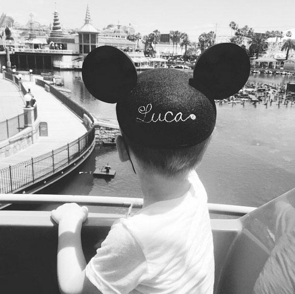 Bebés en Instagram/Hilary Duff