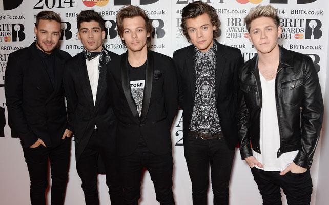 One Direction para artículo