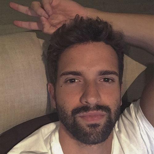 Pablo Alborán, Instagram