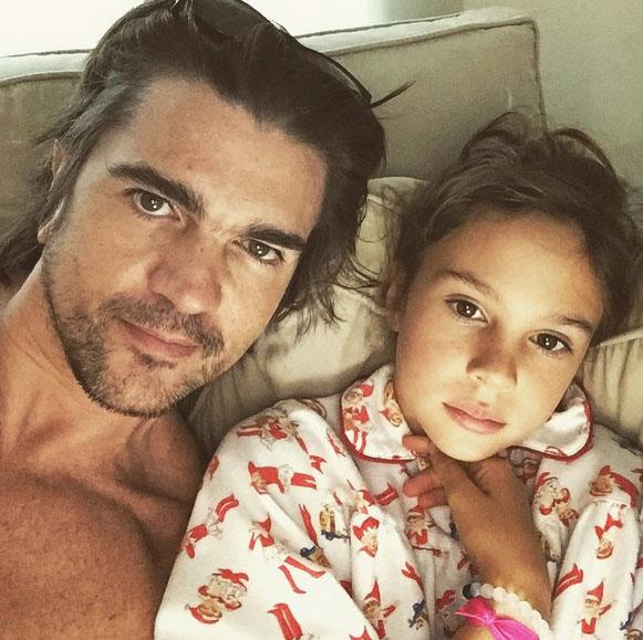 Bebés en Instagram, Juanes
