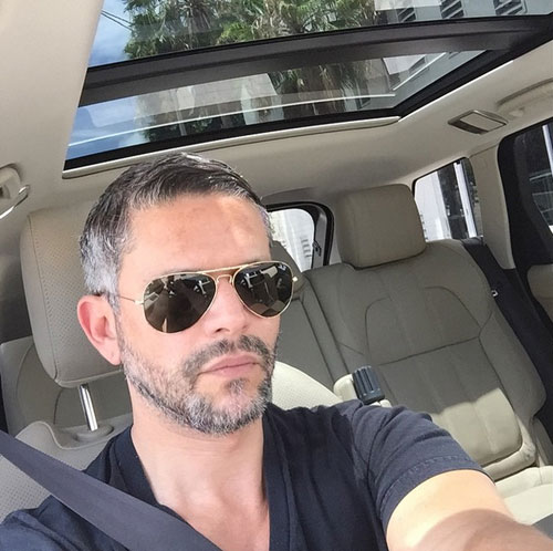 Rodner Figueroa, Instagram