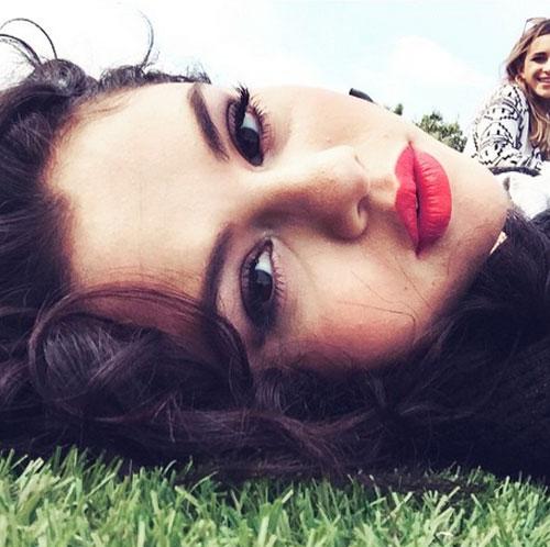 Selena Gómez, Instagram