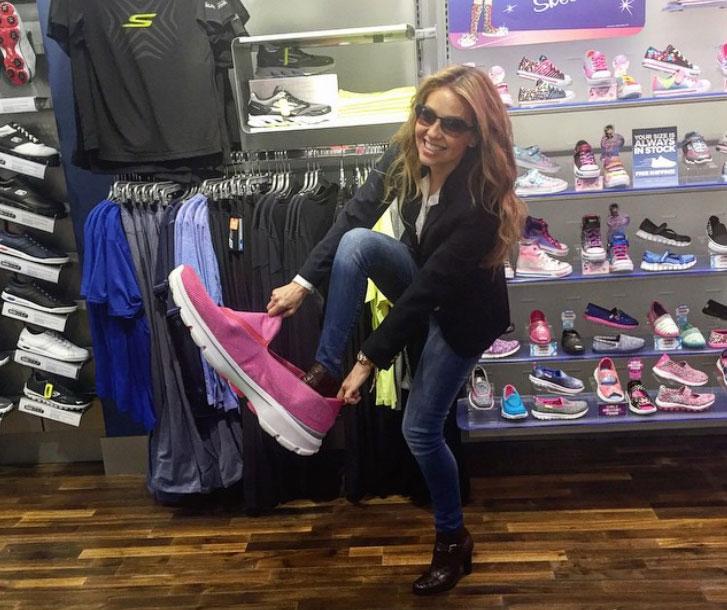 Thalía, Instagram, Redes