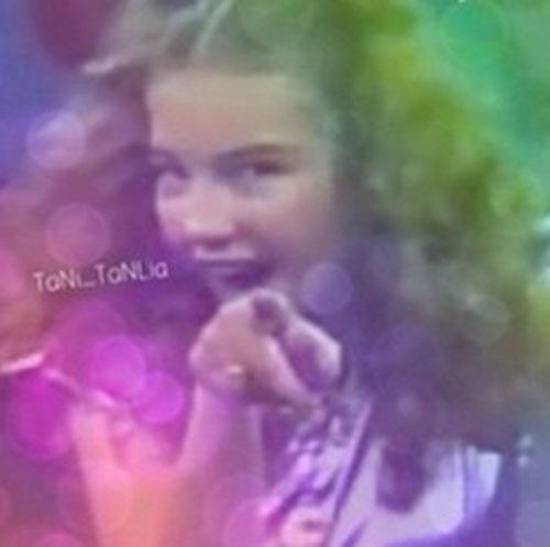 Thalía, TBT Bellos